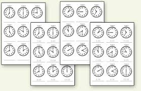 where can i find time worksheets worksheet factory