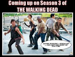 Walking Dead Memes Season 1 - badass bizarro lovin homeschoolin mama walking dead wednesday