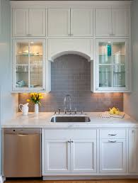 ice glass kitchen backsplash subway tile outlet idolza