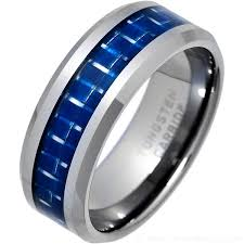 blue tungsten rings images Tungsten wedding rings mens tungsten carbide rings jpg