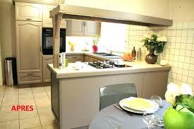comment moderniser une cuisine en chene luka deco design relooker une cuisine rustique en chane repeindre