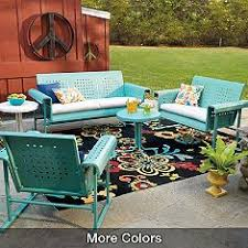 Retro Patio Furniture Sets Sensational Idea Retro Patio Furniture Sets Clearance Cushions