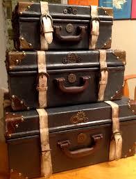 Vagabond Home Decor by Steampunk Vagabond Luggage