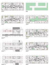 High Rise Floor Plans by Gallery Of Mehrshahr Residential Complex Proposal