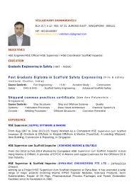 Oil Field Resume Shan Hse Prof Cv