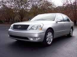 lexus ls430 interior 2003 lexus ls430 for sale in roswell ga 30075