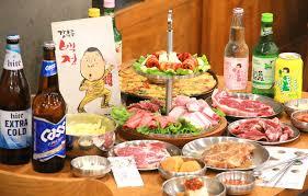 cuisiner pois cass駸 姜虎東678白丁烤肉台中店 home taichung menu prices