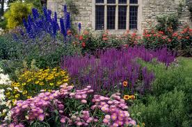 Flower Bed Border Ideas Summer Flower Garden Border Ideas
