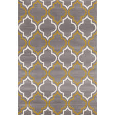 Yellow And Gray Rugs Trellis Rug Gray Roselawnlutheran