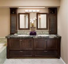 Bathroom Vanity With Shelves Best Bathroom Cabinet Ideas Images Liltigertoo Liltigertoo