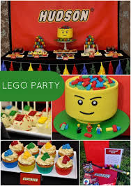 birthday themes for boys boy s lego themed 5th birthday party spaceships and laser beams