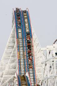Biggest Six Flags Chicago Roller Coasters A Look Back In Time Chicago Tribune