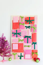 make your own children u0027s advent calendars