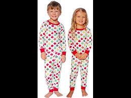 matching pajamas for and babies matching