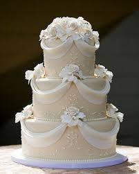 wedding cake designs according to bridal guide magazine when elizabeth ii and