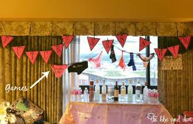 Bachelor Party Decorating Ideas The Blue Eyed Dove Tips For Throwing A Bachelorette Party The