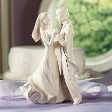 lenox wedding cake topper wedding cake topper