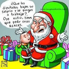 Memes De Santa Claus - es verdad santa nunca nos trae lo que queremos