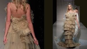 trash to treasure sanyukta shrestha pippa gown vintage style