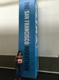 Sf Marathon Map The San Francisco Marathon Race Recap U2013 Arkansas Runner Mom