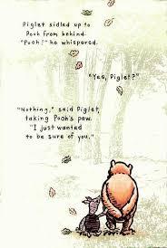 25 heart warming quotes winnie pooh wll brighten
