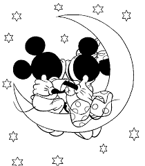 mickey mouse minnie mouse coloring sheets mickey minnie