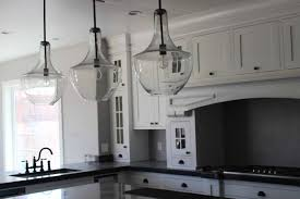 kitchen appealing clear glass pendant lights for kitchen island