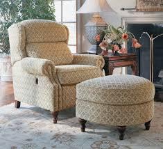 tilt back chair with ottoman 932 tilt back chair ottoman amish oak furniture mattress store