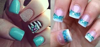 acrylic nail designs coffin how to nail designs