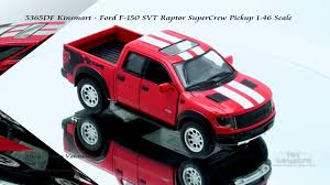 Ford Raptor Model Truck - 5365df kinsmart ford f150 svt raptor supercrew pickup 146 scale