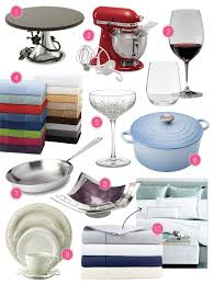 items for a wedding registry bloomingdale s top 10 registry gifts washingtonian
