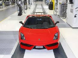 last car ever made the last lamborghini gallardo ever business insider
