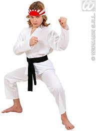 Karate Kid Halloween Costume Children U0027s Karate Kid Costume Small 5 7 Yrs 128cm For Oriental