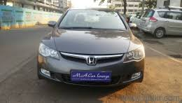 400 used honda civic petrol cars in india second hand honda