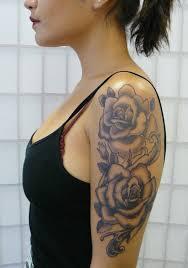 floral tattoo quarter sleeve rose tattoo sleeves sleeve tattoo girls quarter sleeve tattoos