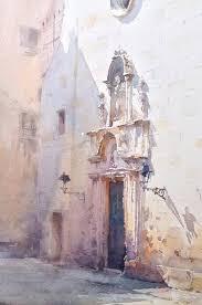 187 best aguarela images on pinterest watercolor architecture