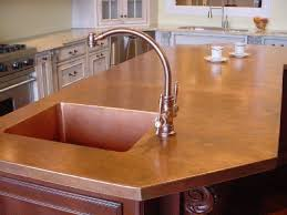 Best  Copper Countertops Ideas On Pinterest Inexpensive - Kitchen counter with sink