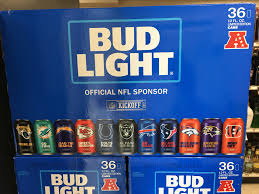 where to buy bud light nfl cans 2017 bud light nfl logo cans franklin liquors