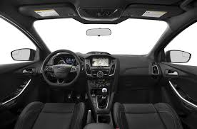 New Focus Interior New 2017 Ford Focus St Price Photos Reviews Safety Ratings