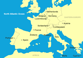 netherlands location in europe map great deals and guides to europe cyprus