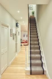 Narrow Staircase Design Hall Carpets Ideas Staircase Traditional With Runners Stair