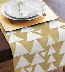 table runners for dining room table modern diy table runner ideas