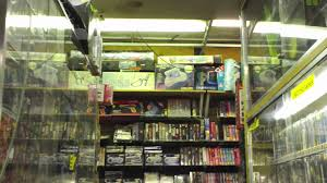 video games new york retro game shop youtube