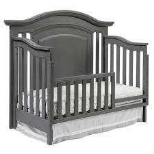 Black Convertible Crib by 4 In 1 Convertible Crib London Lane Arctic Gray Oxford Baby U0026 Kids