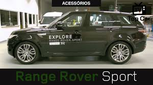 land rover sports car acessórios range rover sport land rover top car youtube