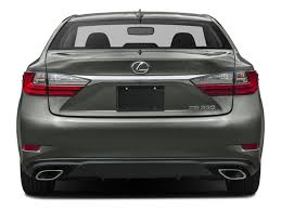 lexus es es 2017 lexus es 350 price trims options specs photos reviews