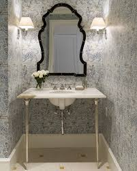 Black Mirror For Bathroom Statement Mirrors For The Bathroom Emily A Clark
