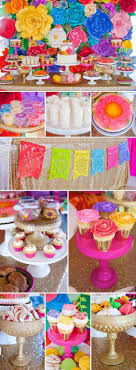 baby shower colors colorful baby shower inspired by mexican culture omg this