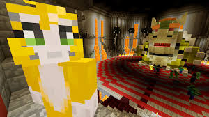Stampy And Squid Adventure Maps Minecraft Xbox Mario 64 Big Boss Battles 4 Youtube