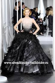 brautkleid schwarz weiss tolles abend ballkleid brautkleid in schwarz weiss schwarze